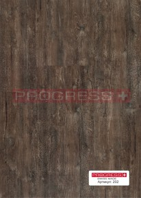 Виниловый пол Progress Oak Brown Smoked 202 (2 mm)
